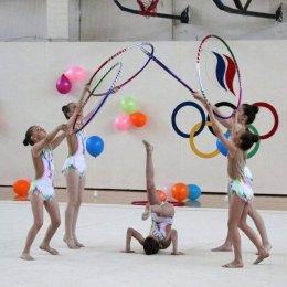 Юных сахалинок зовут на художественную гимнастику