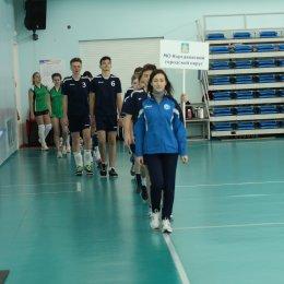 15 команд претендуют на медали первенства области по волейболу