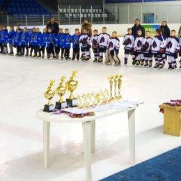 «Морские львы» из Холмска заняли второе место на хоккейном турнире в Ванино