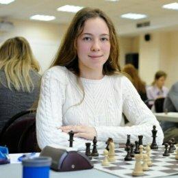 Дарья Хохлова приняла участие в высшей лиге чемпионата страны
