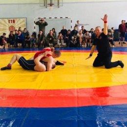 Впервые в истории на Кунашире состоялся региональный турнир по борьбе