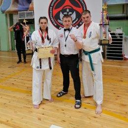 Сахалинские киокусины завоевали две бронзы на международных соревнованиях