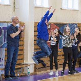 Победителями первенства области стали баскетболисты из Южно-Сахалинска