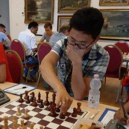 Константин Сек выполнил норму международного мастера