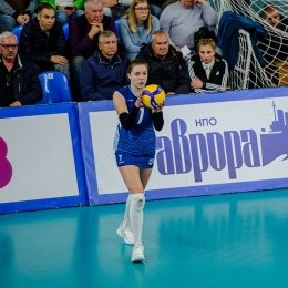 Евгения Бочкарева – в числе самых результативных игроков второго тура