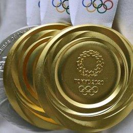 На Олимпиаде в Токио россияне завоевали 71 медаль