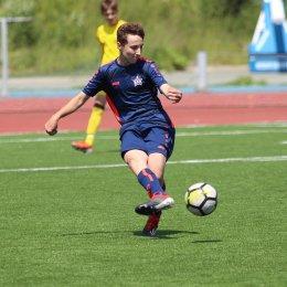 «РССШ по футболу» начала зональный турнир первенства России с победы