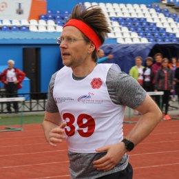 Сахалинские ветераны лёгкой атлетики состязались в областном первенстве