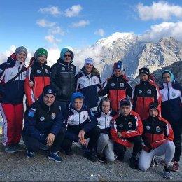 Сахалинские горнолыжники готовятся к сезону в Италии