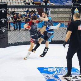 Сахалинские бойцы MMA привезли две медали с дальневосточных соревнований