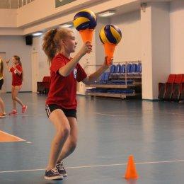 Сегодня ГБУ «СШ по волейболу» исполняется 5 лет