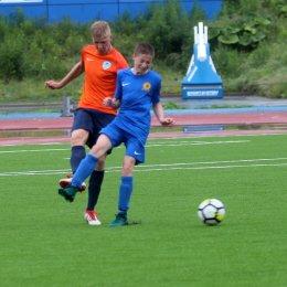 «РССШ по футболу» из Нерюнгри представит ДФО в финале первенства страны среди юношей 2005 г.р.