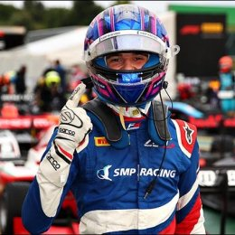 Уроженец Сахалинской области Александр Смоляр выиграл квалификацию к гонке «Формулы-3»