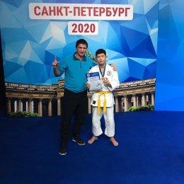 Даниэль Бердикулов из Южно-Сахалинска стал победителем XXV Фестиваля детского дзюдо в Санкт-Петербурге