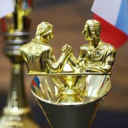 Команда «Гидрострой» победила на чемпионате по армрестлингу