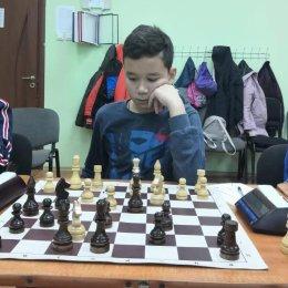 В «Дельфине» состязались шахматисты