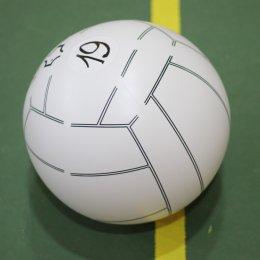 Корсаков и Долинск соперничали в мини-волейболе