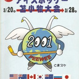 Детский турнир в Японии с участием «Ногликских медведей» (Томакомай)