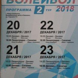 Тур чемпионата женской молодежной лиги (Южно-Сахалинск)