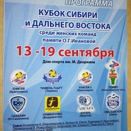 Кубок Сибири и Дальнего Востока среди женских команд