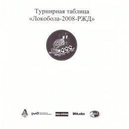 """Суперфинал Всероссийского фестиваля """"Локобол-2008-РЖД"""""""